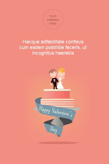 Templates Emailing Valentines Day Sarbacane